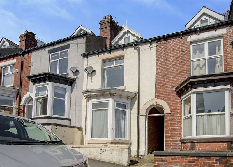 3 Bedrooms Terraced House for sale in 82 Hunter House Road, Hunters Bar, S11 8TW