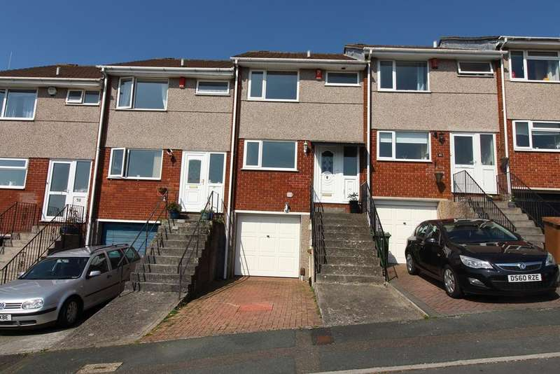 2 Bedrooms Terraced House for sale in Mannamead