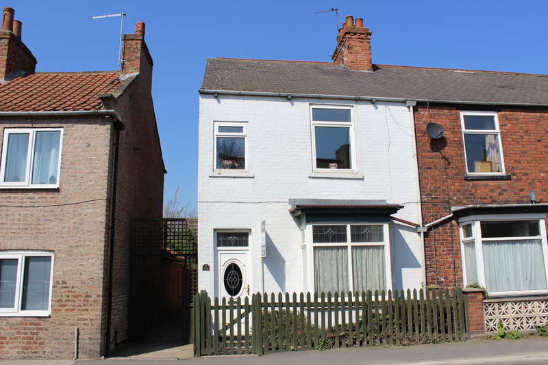 3 Bedrooms End Of Terrace House for sale in Flaxley Road, Selby