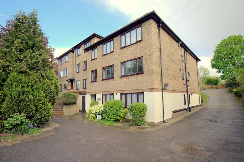 2 Bedrooms Flat for sale in Malden Hill