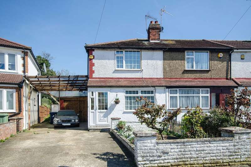3 Bedrooms House for sale in Empire Road, Perivale, UB6