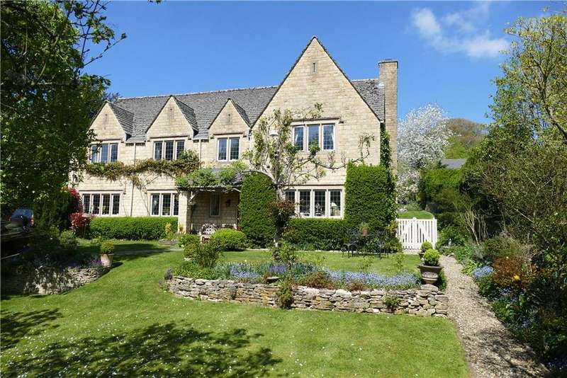 5 Bedrooms Detached House for sale in Upper Slaughter, Cheltenham, Gloucestershire, GL54
