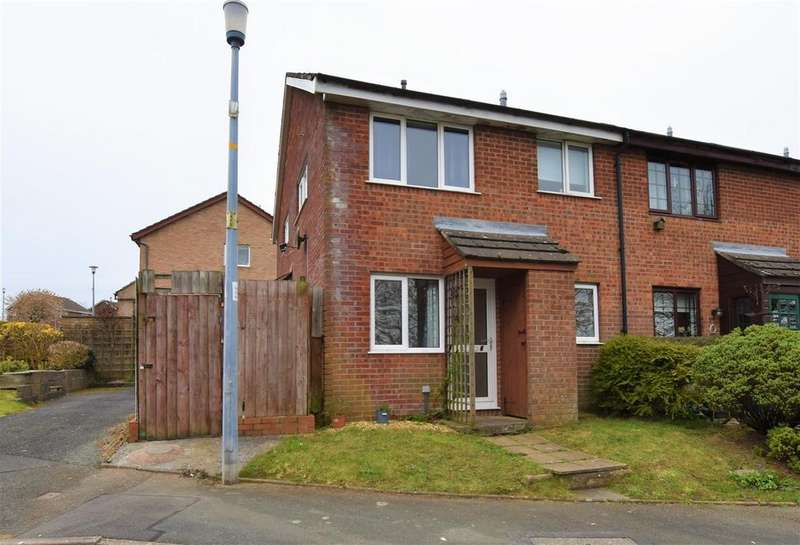 1 Bedroom End Of Terrace House for sale in Haverfordwest