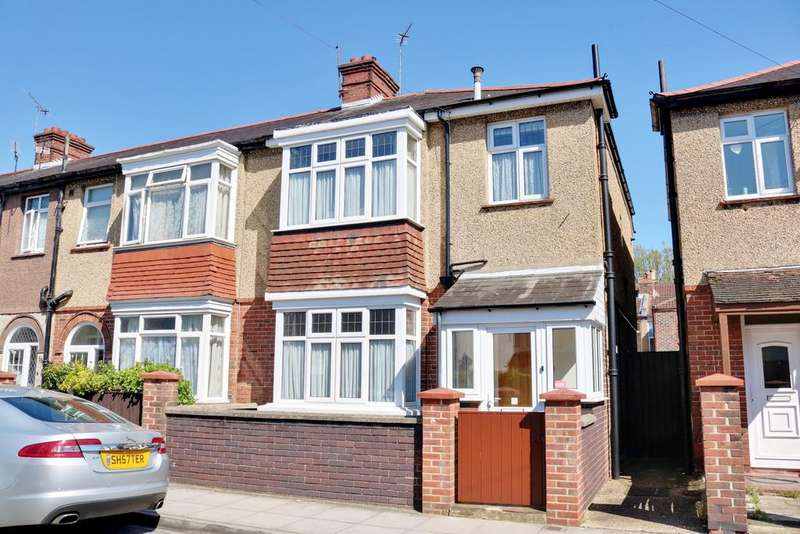 3 Bedrooms End Of Terrace House for sale in Fernhurst Road, Southsea