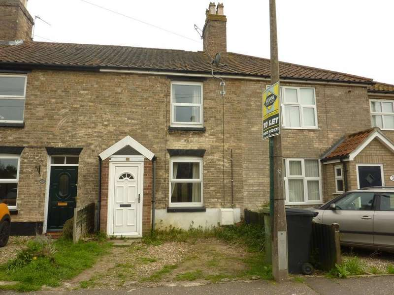 3 Bedrooms Semi Detached House for rent in New North Road, Attleborough
