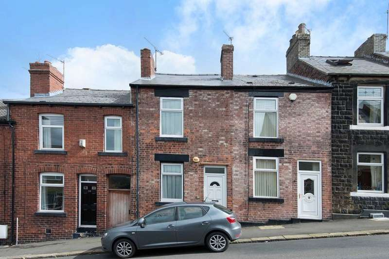 3 Bedrooms Terraced House for sale in Lister Road, Walkley