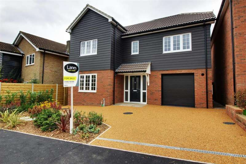 4 Bedrooms Detached House for sale in Doverfield, Goffs Oak
