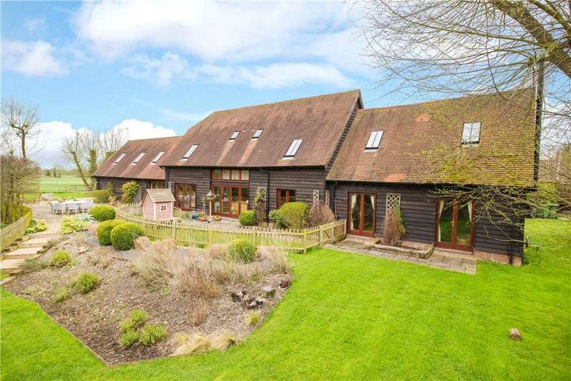 5 Bedrooms Unique Property for sale in Chinnor Road, Crowell, Chinnor, Oxfordshire