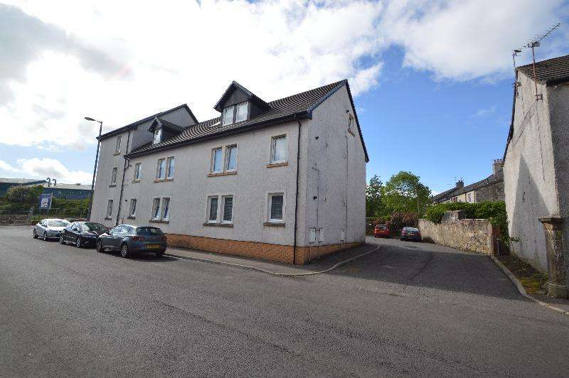 1 Bedroom Flat for sale in Brown Street, Stewarton, East Ayrshire, KA3 5AU