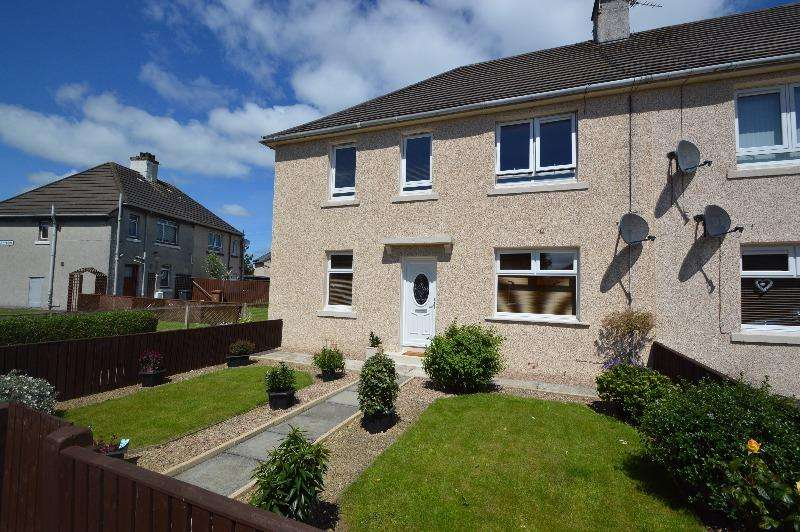2 Bedrooms Flat for sale in Galt Avenue, Irvine, North Ayrshire, KA12 0NW
