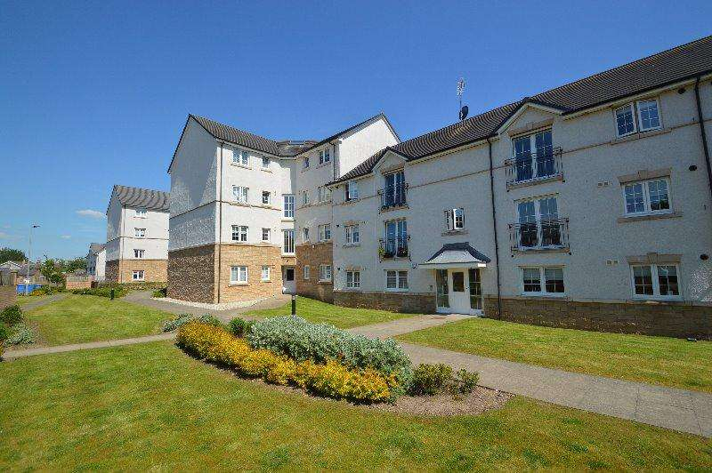 2 Bedrooms Flat for sale in Weavers Wynd, Irvine, North Ayrshire, KA12 0NZ