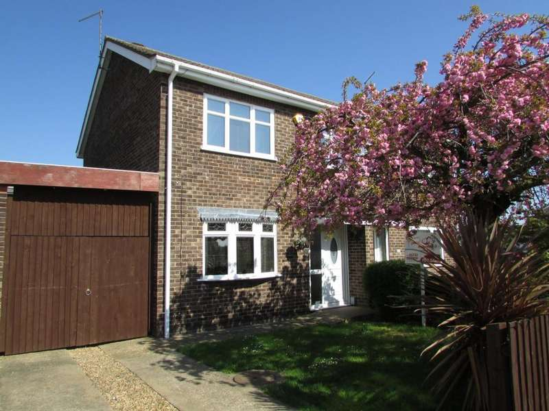 3 Bedrooms Semi Detached House for sale in Haveswater Close, Gunthorpe, PE4