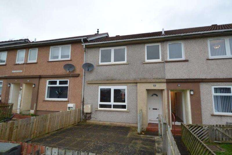 2 Bedrooms Terraced House for sale in Bankhead Avenue, Springside, North Ayrshire, KA11 3BL