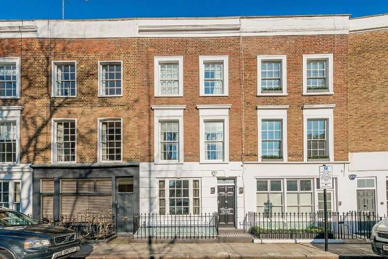 3 Bedrooms Terraced House for sale in Princedale Road, Holland Park