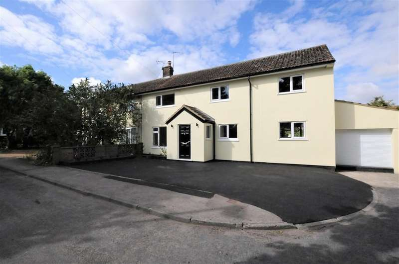 4 Bedrooms Semi Detached House for sale in Willowside Way, Royston