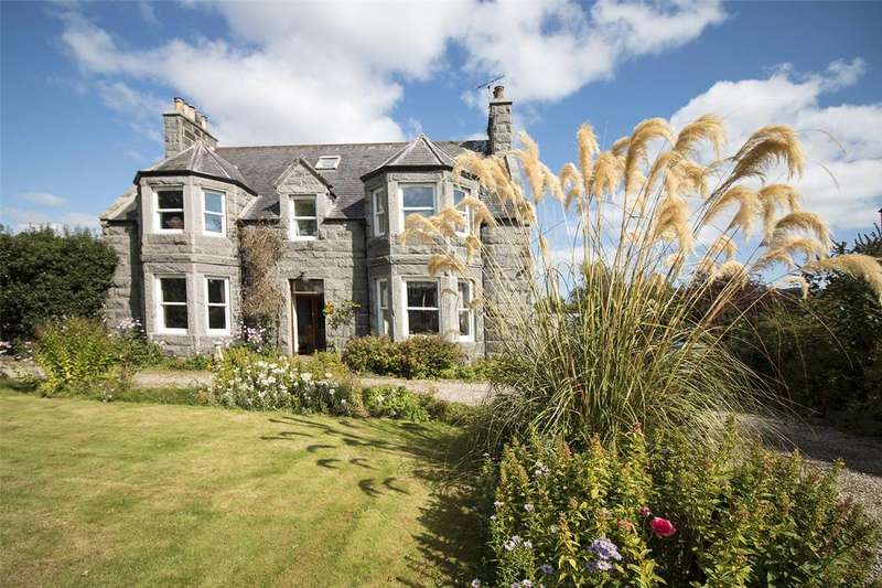 6 Bedrooms House for sale in Granite Villa, Fountain Road, Golspie, Highland, KW10