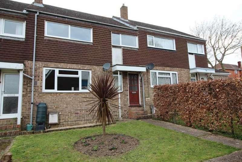 3 Bedrooms Terraced House for sale in Estridge Close, Bursledon SO31