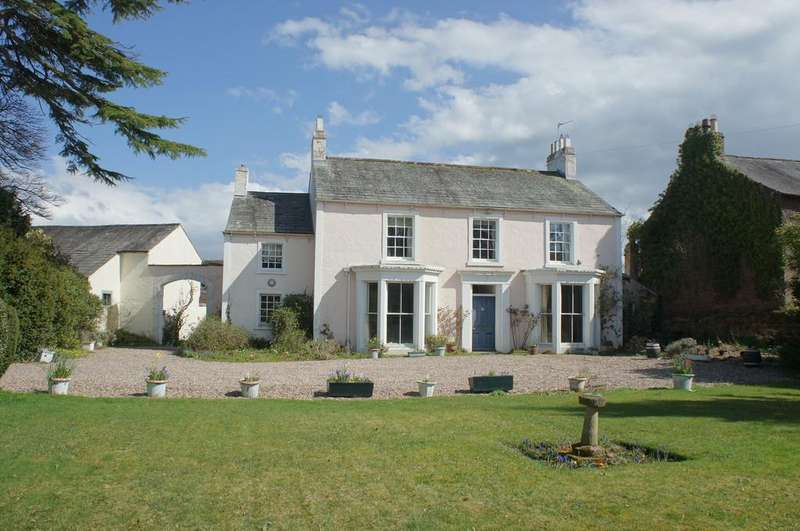 5 Bedrooms Detached House for sale in Wetheral, Carlisle
