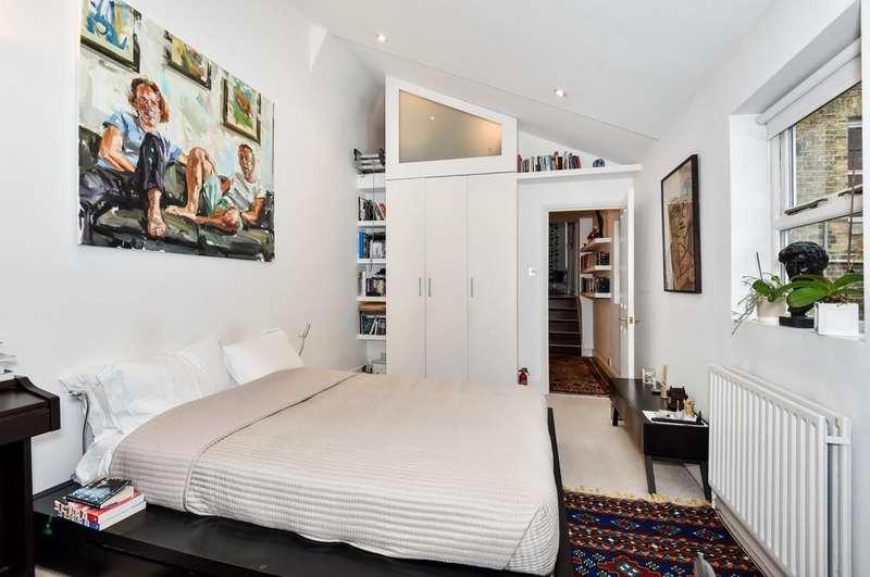 2 Bedrooms Flat for sale in Denmark Road, SE5