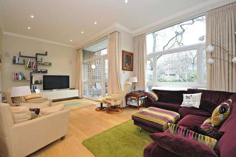 5 Bedrooms Terraced House for sale in Cambridge Square, The Hyde Park Estate, London