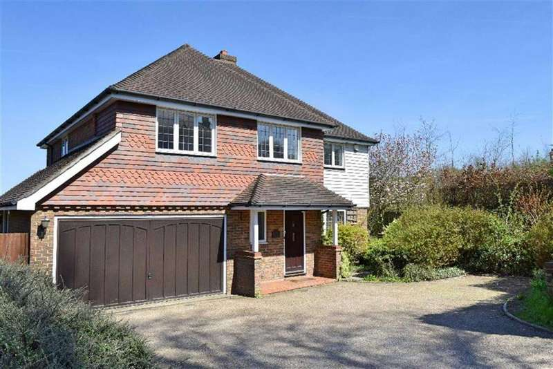 5 Bedrooms Detached House for sale in Old London Road, Knockholt, TN14