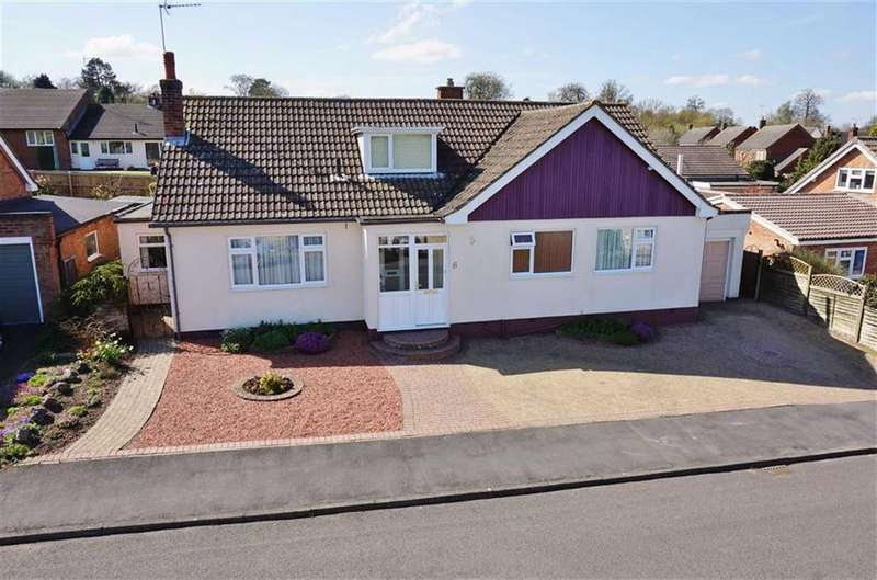 4 Bedrooms Detached House for sale in Kibworth Harcourt