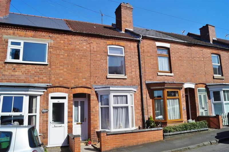 2 Bedrooms Terraced House for sale in Rokeby Street, Rugby