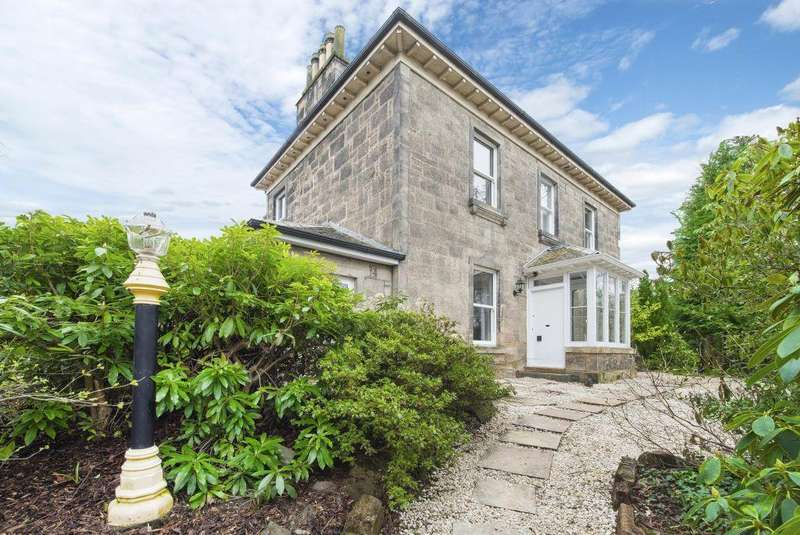 4 Bedrooms Detached Villa House for sale in 3 Lower Bourtree Drive, Burnside, Glasgow, G73 4RG
