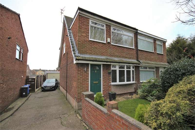 3 Bedrooms Semi Detached House for sale in Dundalk Road, WIDNES, Cheshire