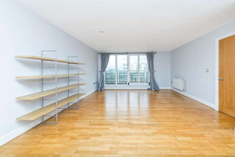 2 Bedrooms Apartment Flat for sale in Wards Wharf Approach, London, E16