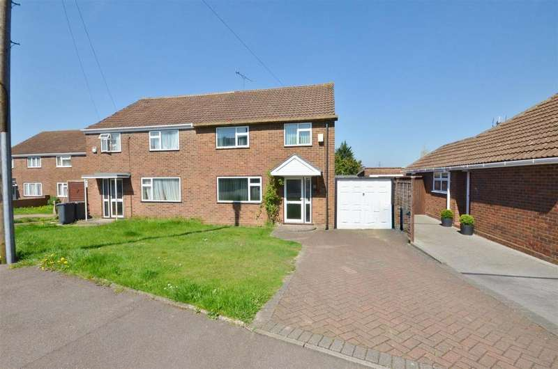3 Bedrooms Semi Detached House for sale in Eldon Road, Luton
