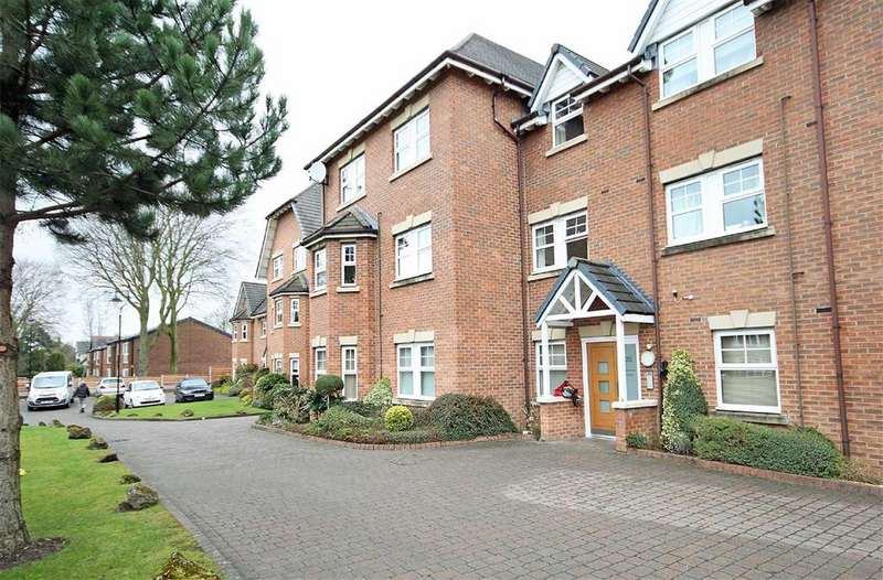 2 Bedrooms Apartment Flat for sale in Wellington Road, Timperley, Cheshire