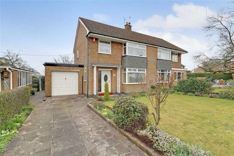 3 Bedrooms Semi Detached House for sale in Valley Road, Weston Coyney, Stoke-on-Trent