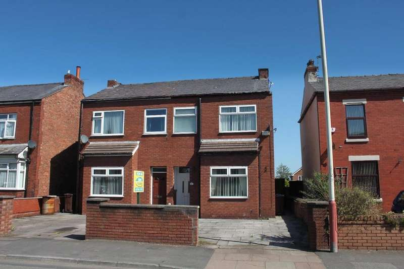 3 Bedrooms Semi Detached House for sale in Kew Road, Southport