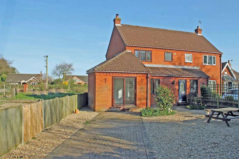 3 Bedrooms Semi Detached House for sale in Church Street, Briston, Melton Constabe NR24
