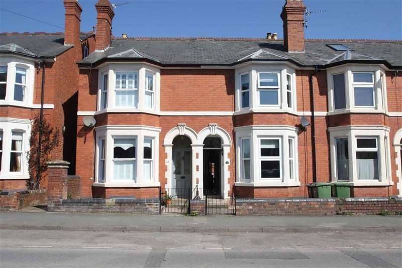 4 Bedrooms Terraced House for sale in Breinton Road, WHITECROSS, Hereford