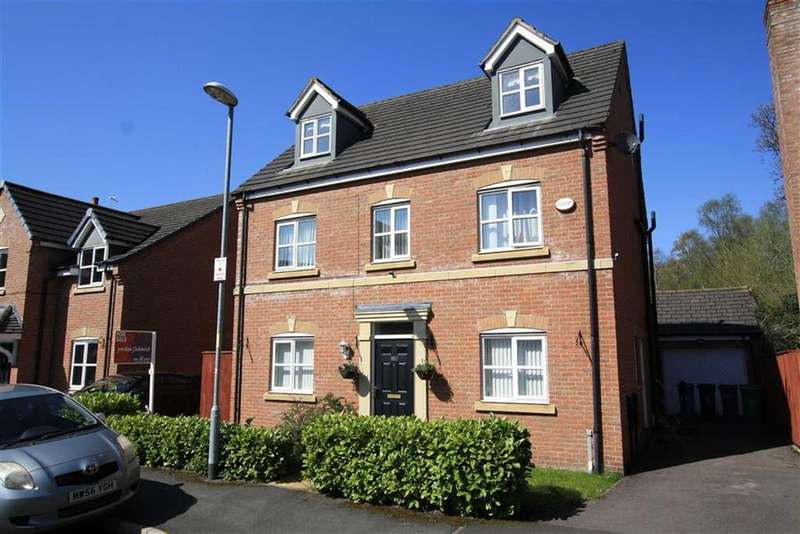 5 Bedrooms Detached House for sale in Lawnhurst Avenue, Manchester