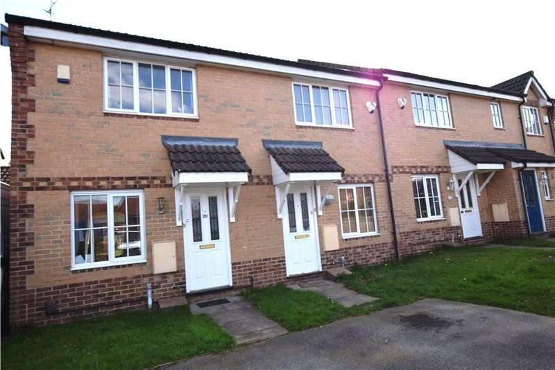 2 Bedrooms Town House for sale in Pitchstone Court, Leeds, West Yorkshire