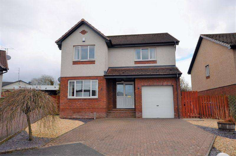 4 Bedrooms Detached Villa House for sale in 26 Shaw Place, Coylton KA6 6QF