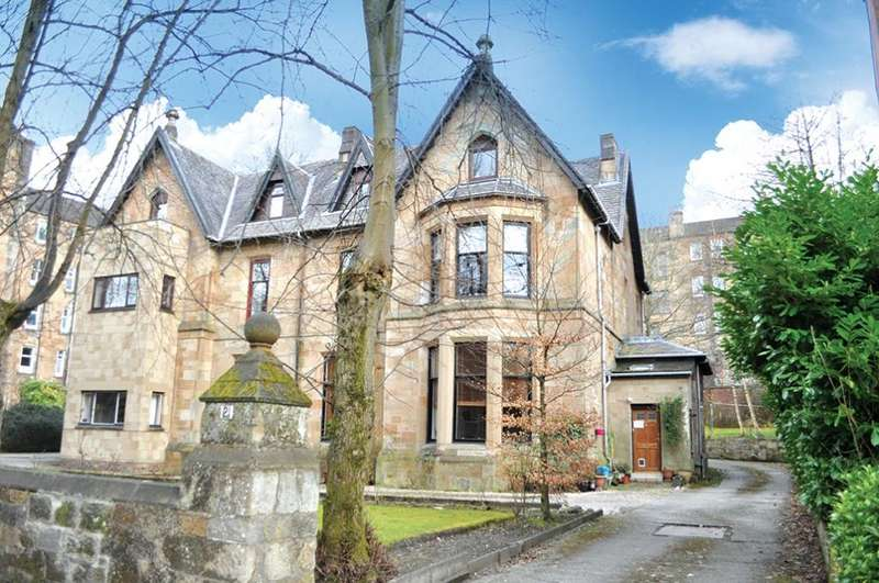 3 Bedrooms Flat for sale in Flat 2, 21 Camphill Avenue, Langside, G41 3AU