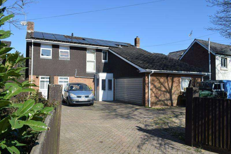 4 Bedrooms Detached House for sale in Beaulieu Road, Dibden Purlieu
