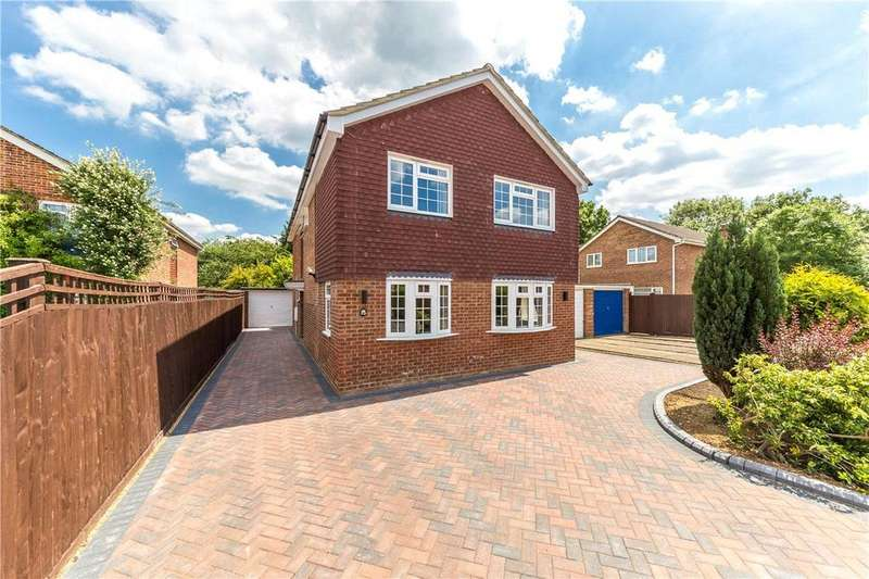 4 Bedrooms Detached House for rent in Chesterton Avenue, Harpenden, Hertfordshire