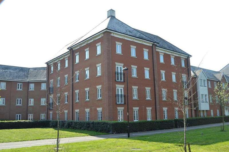2 Bedrooms Flat for sale in Vitoria Mews, Colchester
