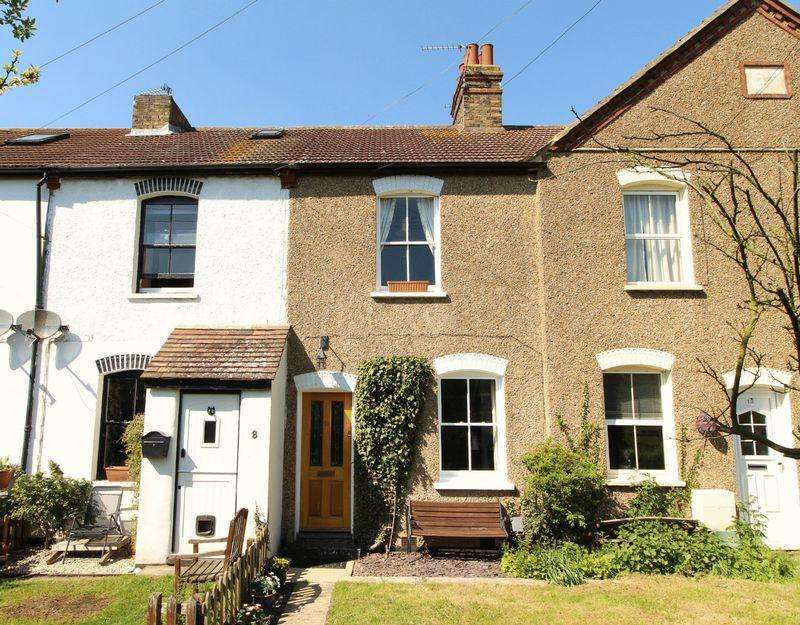 2 Bedrooms Terraced House for sale in South View Road, Wilmington