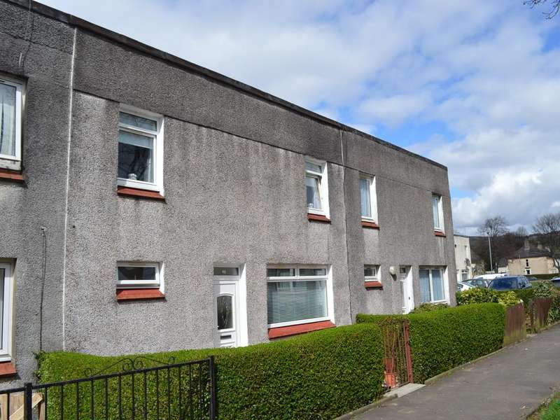 4 Bedrooms Terraced House for sale in Auckland Place, Clydebank G81 4JZ