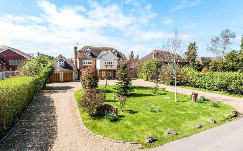 6 Bedrooms Detached House for sale in The Park, Bookham, Leatherhead, Surrey, KT23