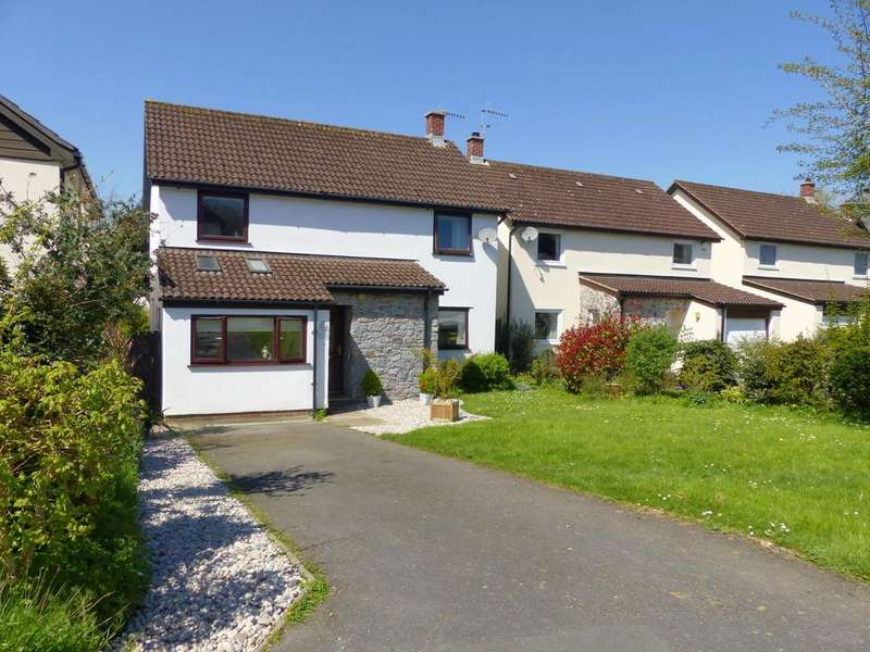 4 Bedrooms Detached House for sale in Westwood Road, Ogwell, Newton Abbot
