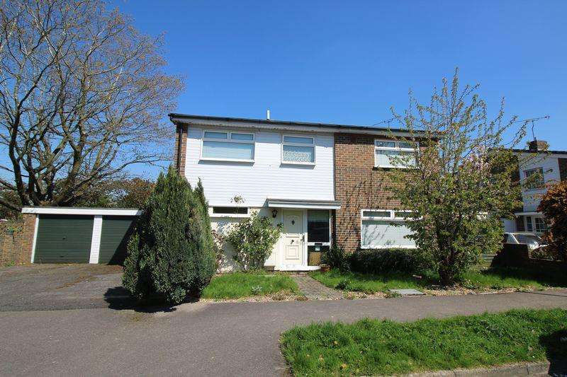 4 Bedrooms Detached House for sale in Ardingly Close, Crawley