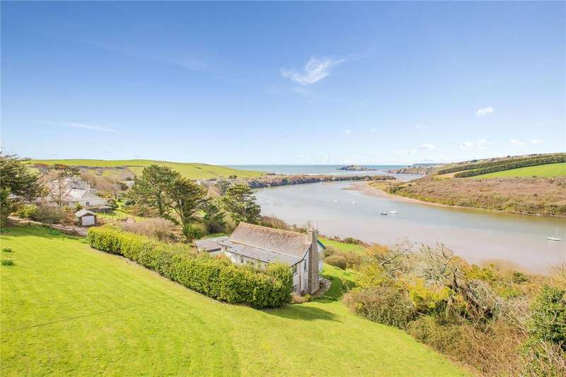 3 Bedrooms Detached House for sale in Bantham, Kingsbridge, Devon, TQ7
