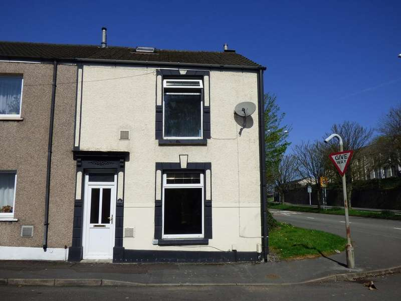 2 Bedrooms End Of Terrace House for sale in Skinner Street, Swansea, SA1